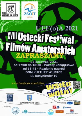 UFF(o)A – USTECKIE ŚWIĘTO FILMU AMATORSKIEGO
